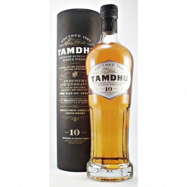 Tamdhu-10-New-Malt Whisky
