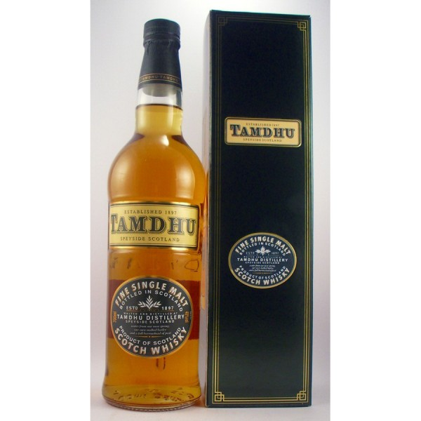 Tamdhu Single Malt Whisky No Age Statement