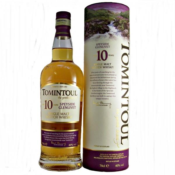 Tomintoul-10-Malt Whisky