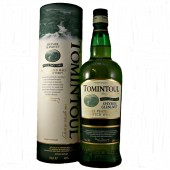 Tomintoul with a Peaty Tang Malt Whisky available to buy online from specialist whisky shop whiskys.co.uk Stamford Bridge York
