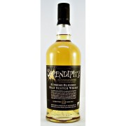 Ardbeg Serendipity 12 year old Blended Malt Scotch Whisky famous unusual mix up of Glen Moray and Ardbeg available from specialist whisky shop whiskys.co.uk