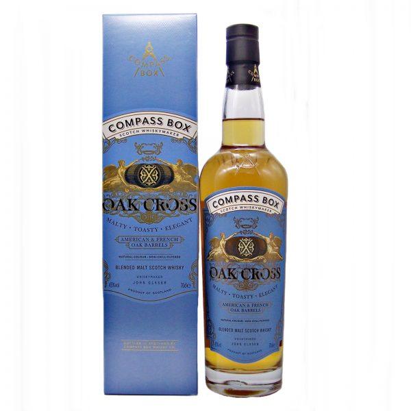 Compass Box Oak Cross Malt Scotch Whisky