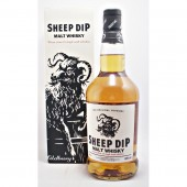 Sheep Dip Blended Malt Whisky Woven from 16 Single Malt Whiskies available to buy online from specialist whisky shop whiskys.co.uk Stamford Bridge York