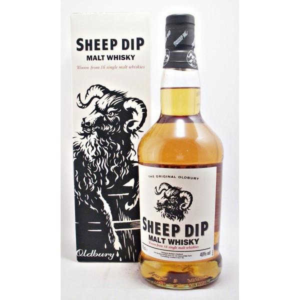 Sheep-dip Malt Whisky