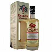 English Whisky Chapter 6 Non Peated Single Malt whisky available to buy online from specialist whisky shop whiskys.co.uk Stamford Bridge York