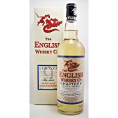 English Whisky Chapter 9 Peated Single Malt Whisky available to buy online from specialist whisky shop whiskys.co.uk Stamford Bridge York