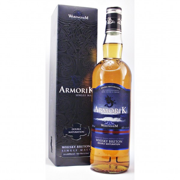 Armorick-Double-Matured Whisky