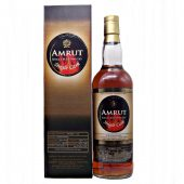 Amrut Single Port Pipe Cask Indian Malt Whisky at whiskys.co.uk