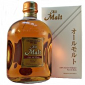 Nikka All Malt a vatting of Yoichi and Miyagikyo single malt japanese buy online at specialist whisky shop whiskys.co.uk Stamford Bridge York