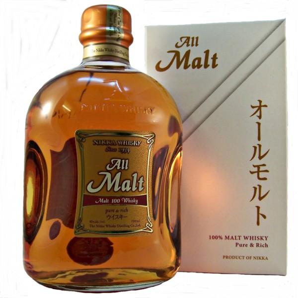 Nikka-All-Malt Japanese Whisky