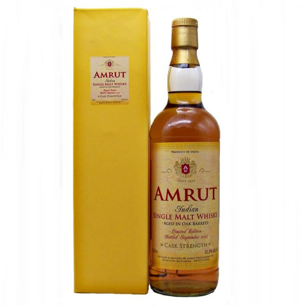 Amrut Limited Edition 2007 Indian Single Malt Whisky