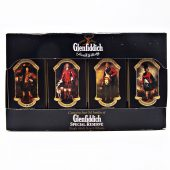 Glenfiddich Highland Clans Collection Miniature Gift Pack at whiskys.co.uk