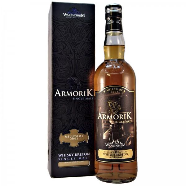 Armorik-Millesime French Malt whisky