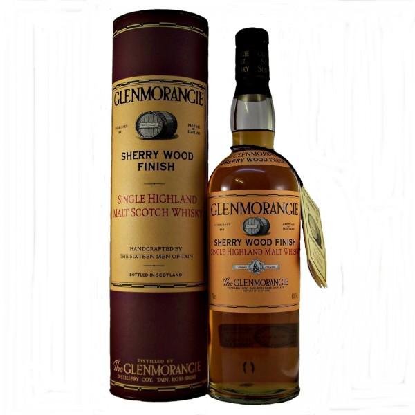 Glenmorangie SherryWood Malt Whisky