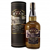 Jack Ryan Beggars Bush 12 year old Irish Single Malt Whiskey available from whiskys.co.uk