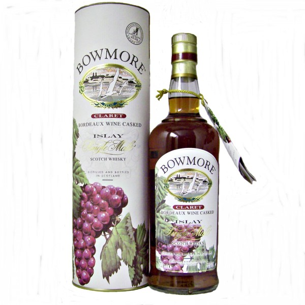 Bowmore Claret Cask Malt Whisky