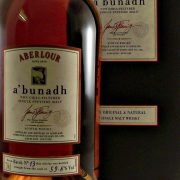 Aberlour a'bunadh Single Malt Whisky batch 13