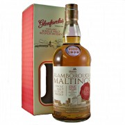 Glenfarclas Five Decades of Passion Malt Whisky celebrating five decades of malted barley production at Muntons Flamborough Maltings.