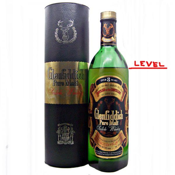Glenfiddich 8 year oldSingle Malt Whisky