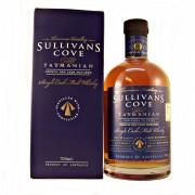 Sullivans Cove French Oak Cask Matured Tasmanian Single Malt Whisky voted Worlds Best Single Malt at the World Whiskies Awards 2014