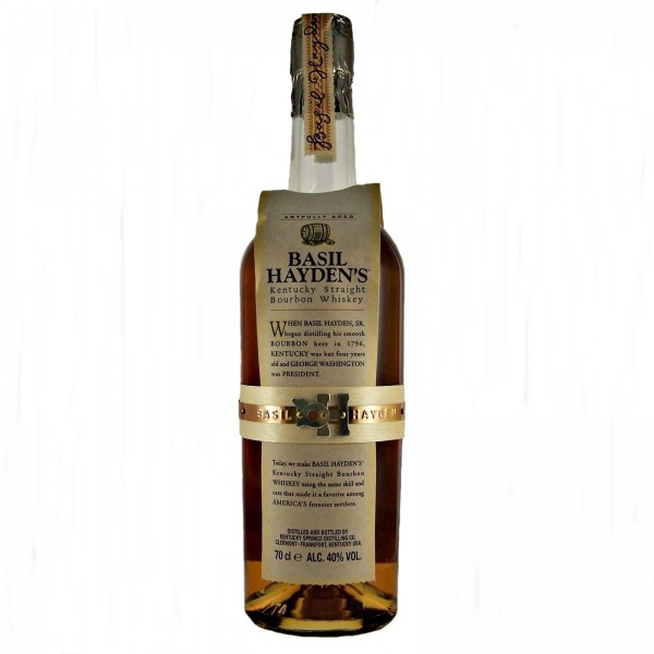 Basil Haydens bourbon Whiskey