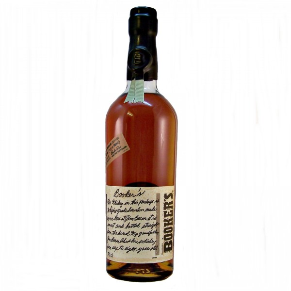 Booker's Kentucky Bourbon Whiskey