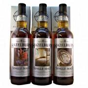 Hazelburn 1st edition Whisky set from whiskys.co.uk