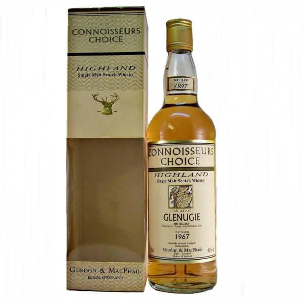Glenugie 1967 Malt Whisky