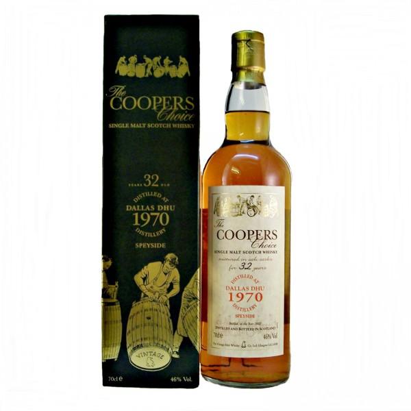 Dallas Dhu Single Malt Whisky