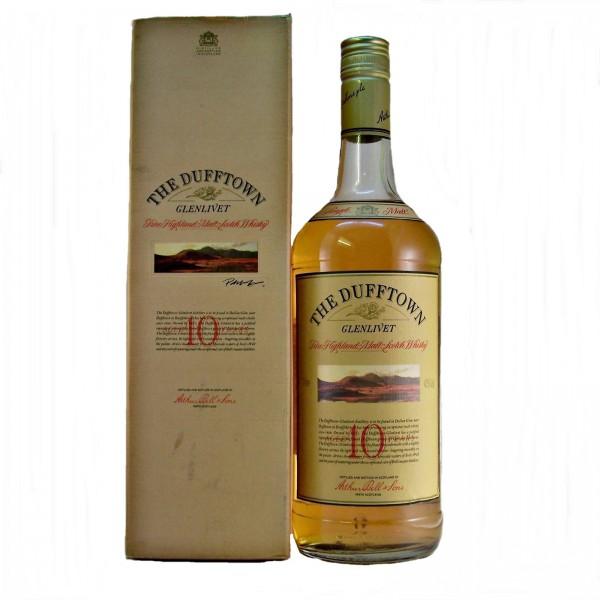 Dufftown Glenlivet Malt Whisky