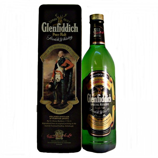 Glenfiddich Clan Sinclair Malt Whisky