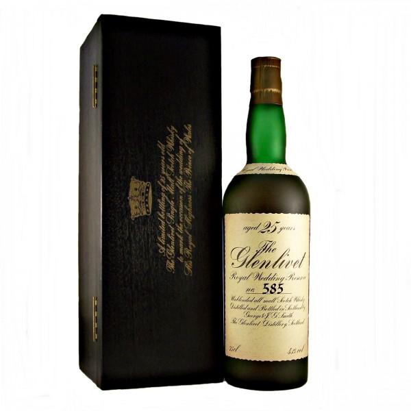 Glenlivet Royal Wedding Reserve Whisky
