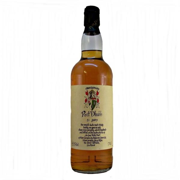 Poit Dhubh Malt Whisky
