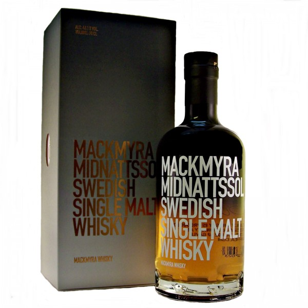 Mackmyra Midnattssol Swedish Malt Whisky