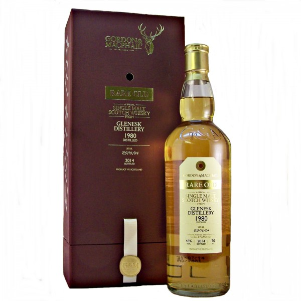 Glenesk Rare Old Malt Whisky