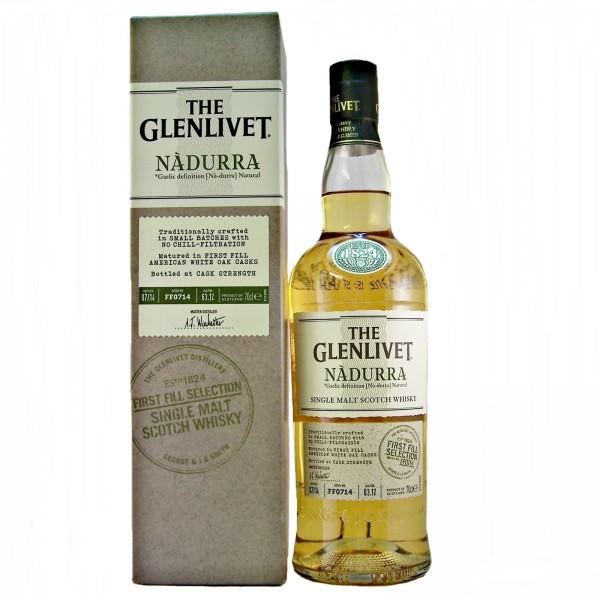 Glenlivet Nadurra Malt Whisky