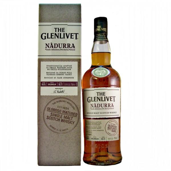 Glenlivet Nadurra Oloroso Malt Whisky
