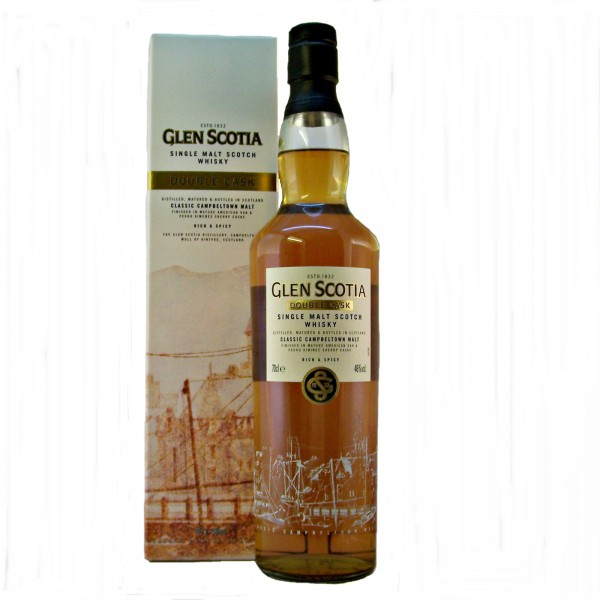 Glen Scotia Malt Whisky Double Cask