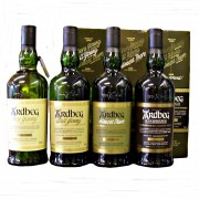 Ardbeg 1998 Single Malt Whisky Set from whiskys.co.uk