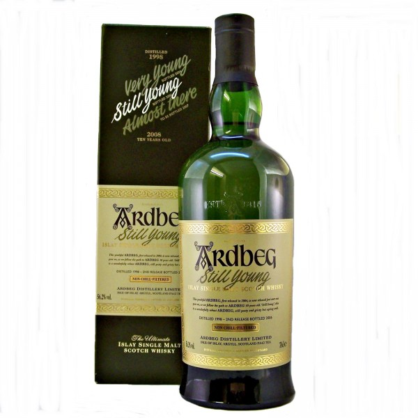 Ardbeg Still Young Single Malt Whisky
