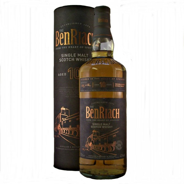 Benriach 10 year old Malt Whisky