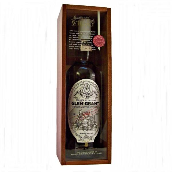 Glen Grant 1961 Single Malt Whisky