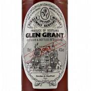 Glen Grant 1961 Single Malt Whisky 2011