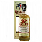 English Whisky Chapter 7 Rum Cask from whiskys.co.uk