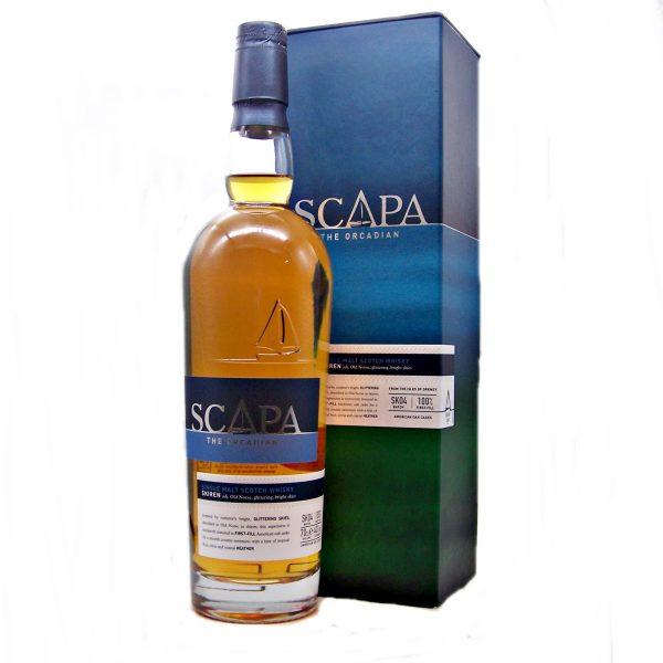 Scapa Skiren Single Malt Whisky Batch SK04