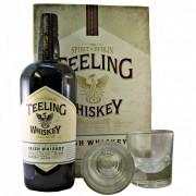 Teeling Irish Whiskey glasses Gift Pack