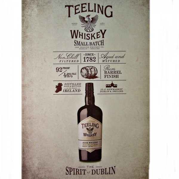 Teeling Irish Whiskey Gift Pack