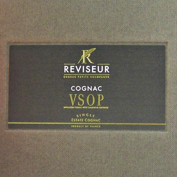 Reviseur Cognac Gift Pack