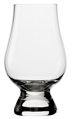 For the best whisky tasting and nosing experience try to select a glass that is tulip shaped