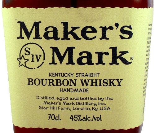 buy Maker's Mark from whiskys.co.uk